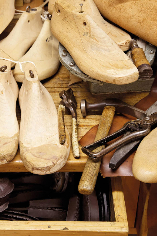 SchuhmacherWerkzeug